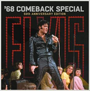 Elvis 68 Comeback Box