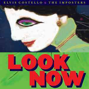 "Elvis Costello Deftly Blends Present and Past on ""Look Now"""