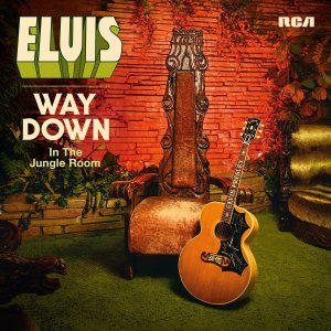 King of the Jungle: Elvis' Jungle Room Sessions Collected On New 2-CD Set