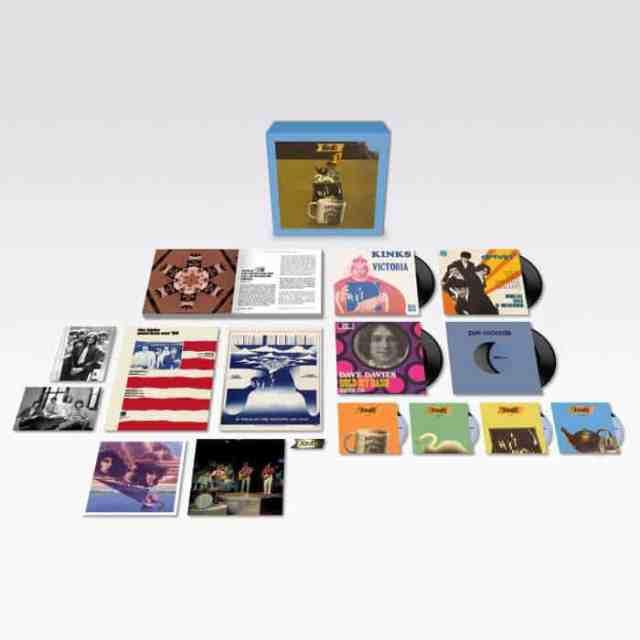 "Young and Innocent Days: The Kinks Prep ""Arthur"" 50th Anniversary Box Set"