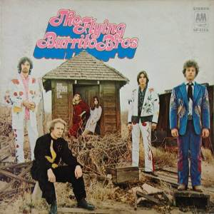"""Review: The Flying Burrito Brothers, """"The Gilded Palace of Sin"""" from Intervention Records"""