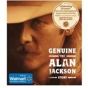 Genuine Alan Jackson