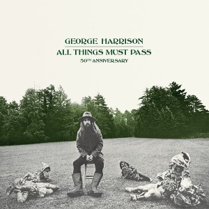 George Harrison All Things Must Pass 50