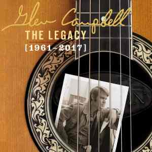 Glen Campbell The Legacy Cover