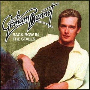 Graham Bonnet Back Row
