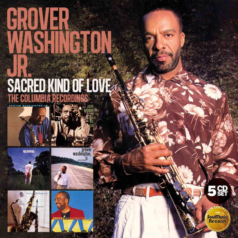 Check Out Grover Soulmusic Records Collects Columbia Era