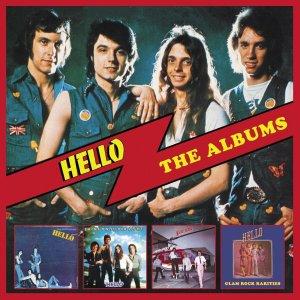 Hello The Albums