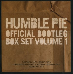 Humble Pie Official Bootleg 1
