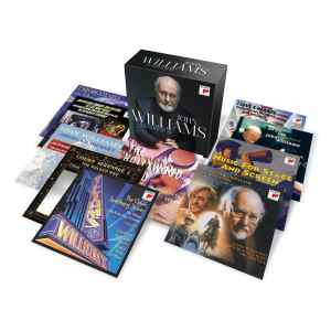 Summon the Heroes: John Williams Box to Celebrate More Than 25 Years of Pops and More