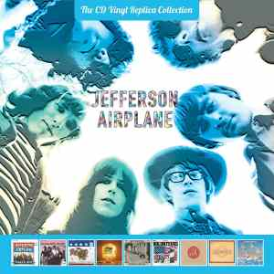 Jefferson Airplane - Culture Factory Box