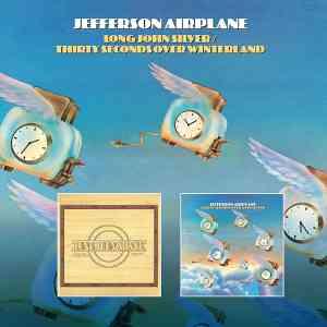 Jefferson Airplane Long John Silver and Winterland
