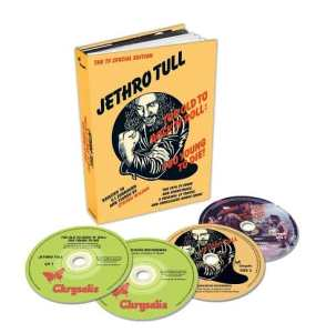 Jethro Tull Too Old