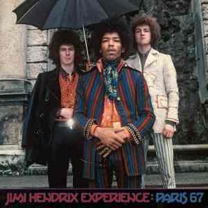 Jimi Hendrix Paris 67