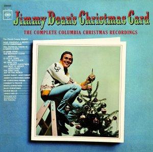 Jimmy Dean - Christmas Card
