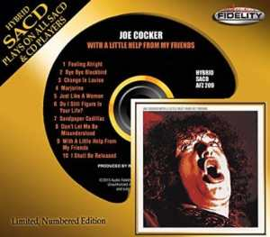 Joe Cocker - With a Little Help SACD