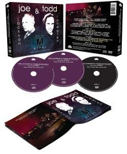 Joe Jackson and Todd Rundgren Live