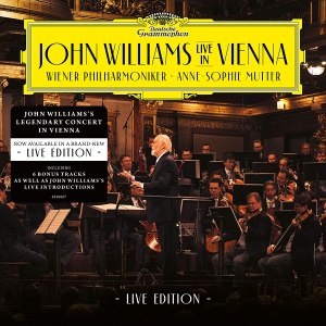 John Williams Live in Vienna Deluxe