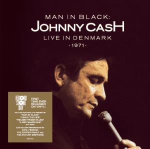 Johnny Cash - Live in Denmark