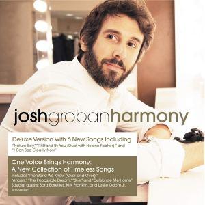 Josh Groban Harmony Deluxe