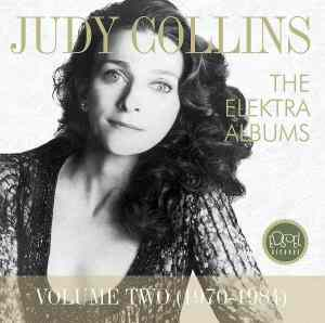 Judy Collins Elektra Albums 2