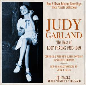 Judy Garland Best of Lost Tracks