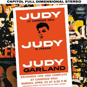 Judy at Carnegie Hall LP Reissue