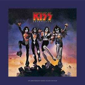 Kiss Destroyer Super Deluxe