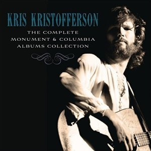Kris Kristofferson Complete Monument Box