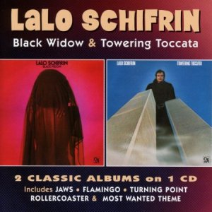 Lalo Schifrin Black Widow and Towering