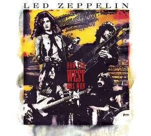 Led Zeppelin How the West Was Won
