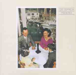 Led Zeppelin Presence
