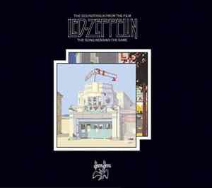 Led Zeppelin The Song Remains the Same Cover