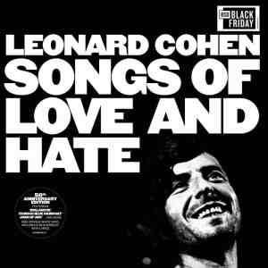 Leonard Cohen Songs of Love and Hate RSD