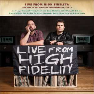 Live from High Fidelity 2