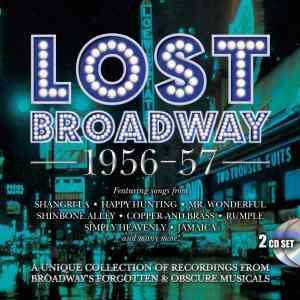 Lost Broadway 1956 1957