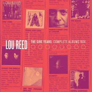 Lou Reed - Sire Years