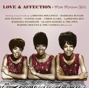 Love and Affection More Motown Girls