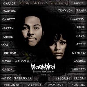 Marilyn McCoo and Billy Davis Jr Blackbird