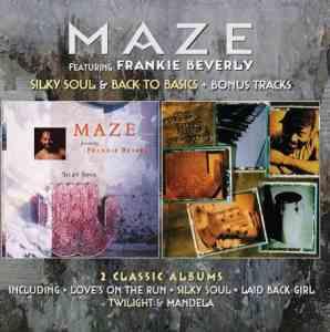 Maze Silky Soul Two Fer