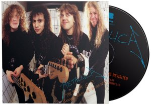 Back to the Garage: Metallica Re-Revisits Classic EP on Multiple Formats