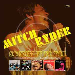 Mitch Ryder Sockin It to You