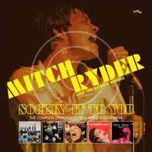 Mitch Ryder Sockin It to You