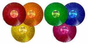 Mondo Avengers Vinyl Discs