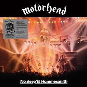 Motorhead No Sleep Til Hammersmith 40th