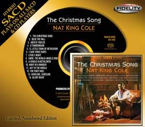 Nat King Cole - The Christmas Song SACD