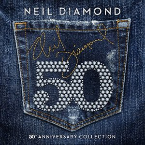 """Forever In Blue Jeans: Neil Diamond Preps 3-CD """"50th Anniversary Collection"""" For March"""