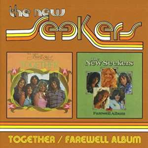 New Seekers Together and Farewell Album