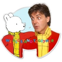 Paul McCartney We All Stand Together
