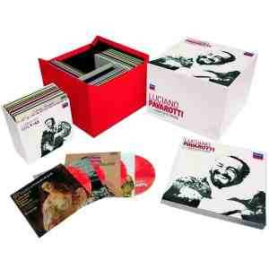 The People's Tenor: Pavarotti Celebrated with New Compilation, Massive Box Set