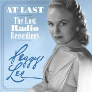Peggy Lee At Last